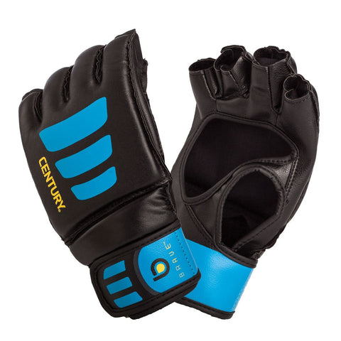 CENTURY Brave Open Palm Gloves Blue