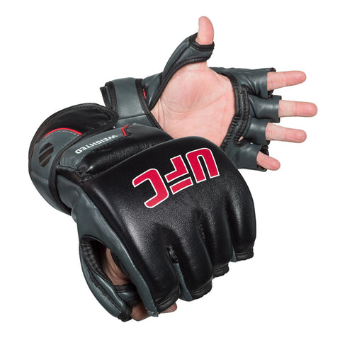 UFC Weighted Cardio Fitness Gloves