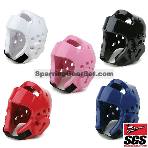 Foam Head Gear - SparringGearSet.com - 1