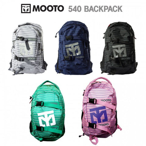 Mooto 540 Backpack Sports Taekwondo Bag MMA Martial Arts Backpack TKD