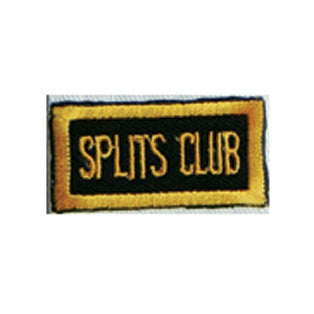 """Splits Club"" Patch - SparringGearSet.com"