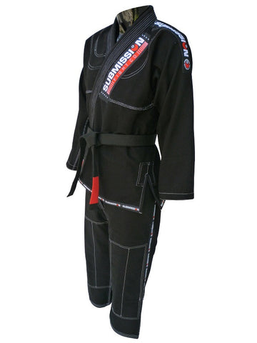 Submission Light Jiu-Jitsu Gi Black