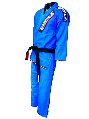 Submission Light Jiu-Jitsu Gi Blue
