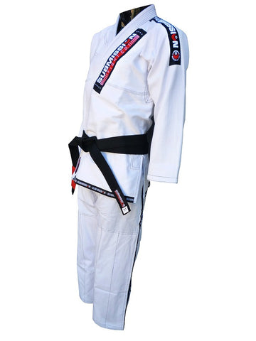 Submission Light Jiu-Jitsu Gi White