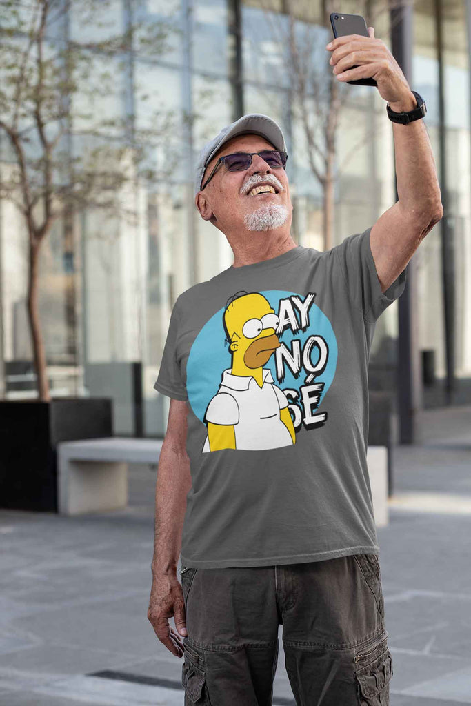 "Homero ""Ay no se"" - Crush Comics"