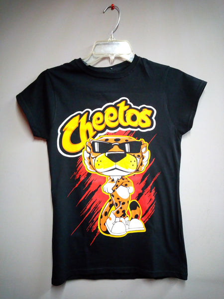 Chester Cheetos  MUJER - Crush Comics