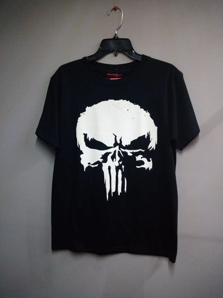 Punisher Logo - Crush Comics