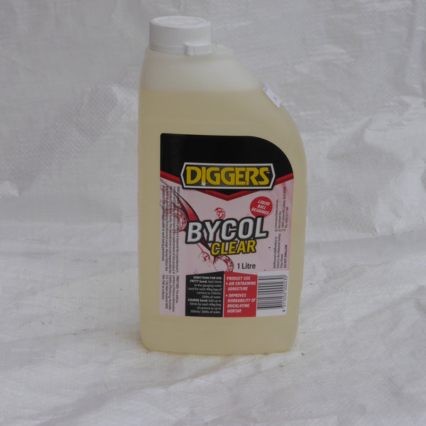 BYCOL CLEAR 1 LITRE