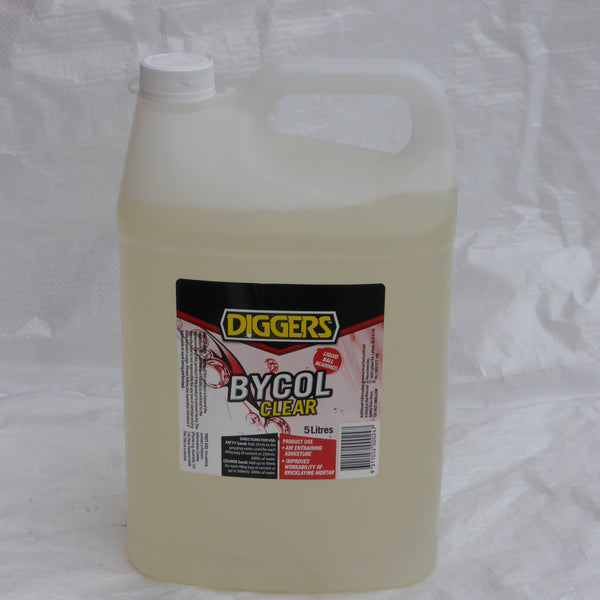 BYCOL CLEAR 5 LITRE