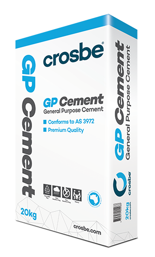 CEMENT CROSBE GP 20Kg