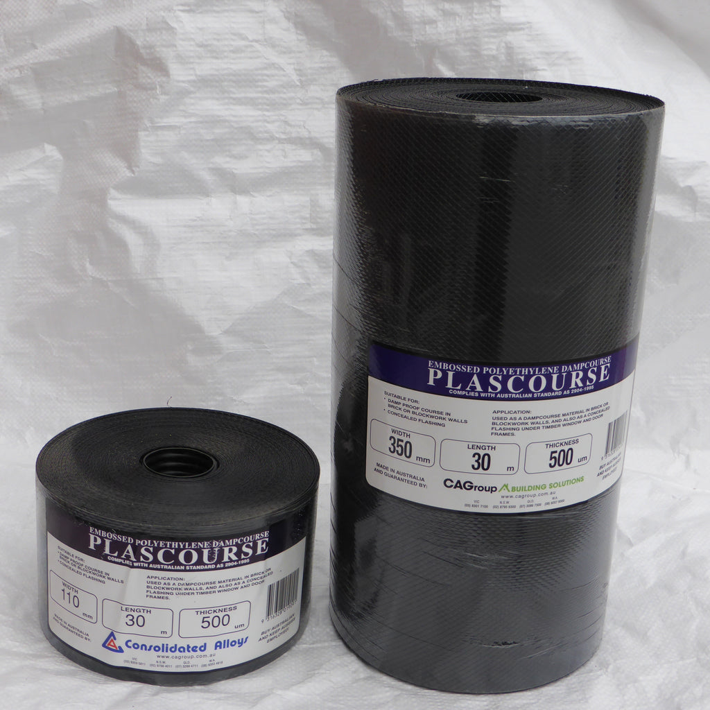 DAMP PROOF COURSE POLY 350MM