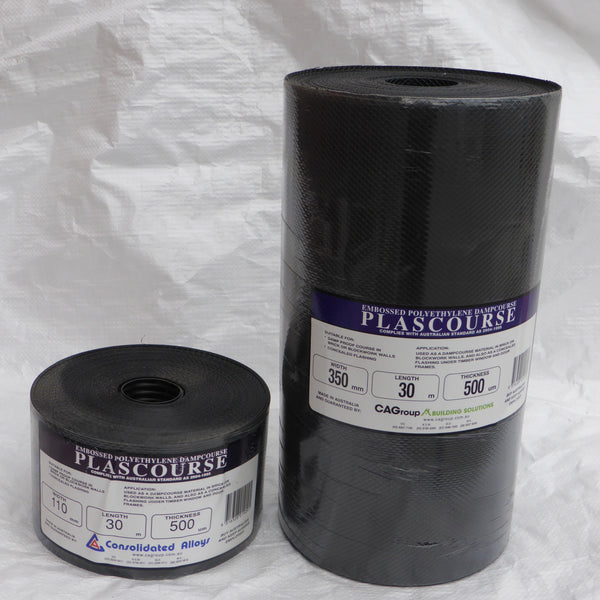 DAMP PROOF COURSE POLY 110MM