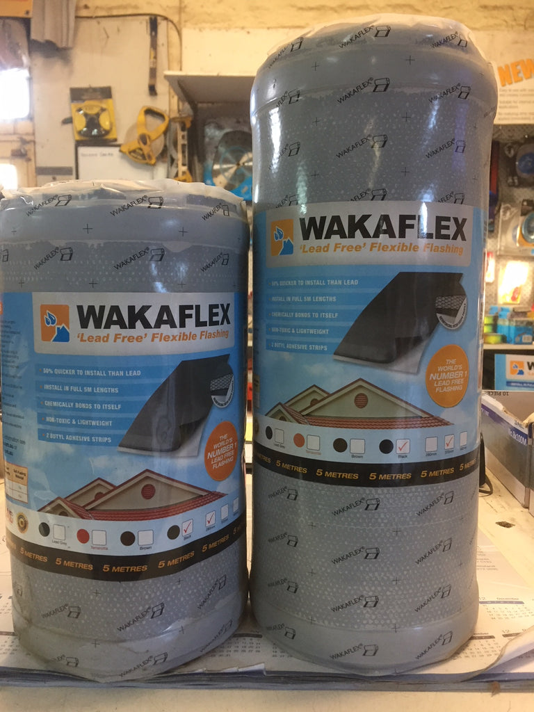 Wakaflex Flashing 280mm LEAD GREY.