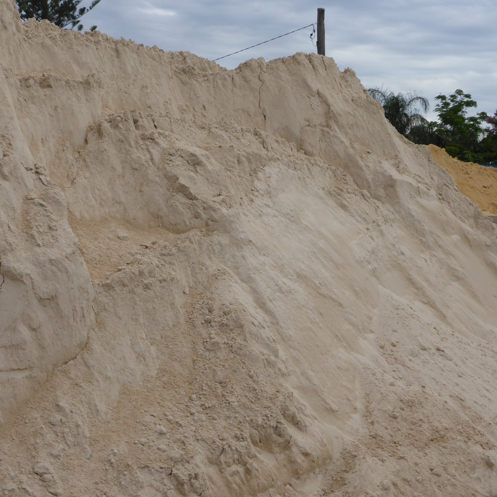Brickies Sand WHITE - PER TON