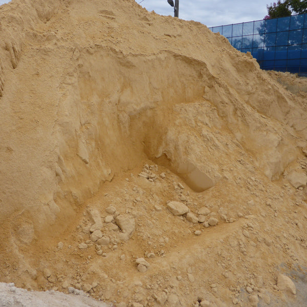 Brickies Sand YELLOW - PER TON