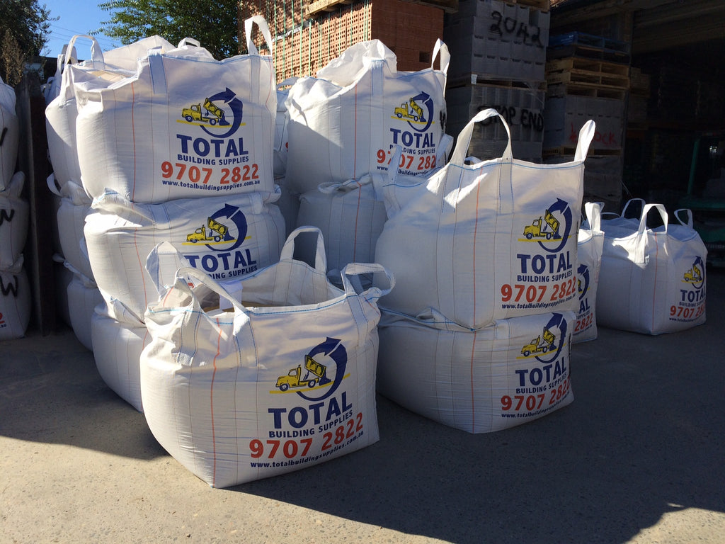 BULKA BAG TOP SOIL