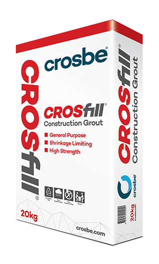 CROSfill CONSTRUCTION GROUT