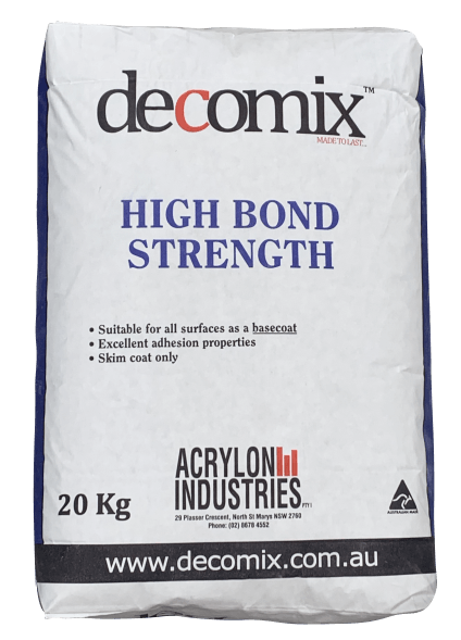 DECOMIX High Bond Strength