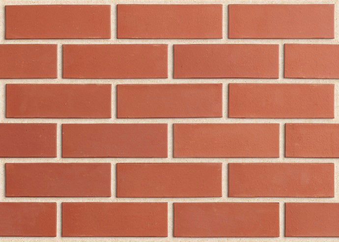 PGH Bricks Smooth - RED SMOOTH - per pallet of 400