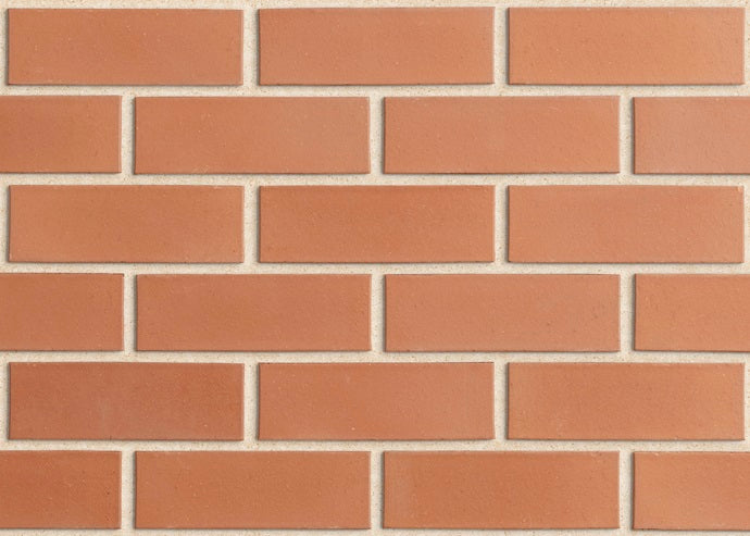 PGH Bricks Smooth - TERRACOTTA - per pallet of 380