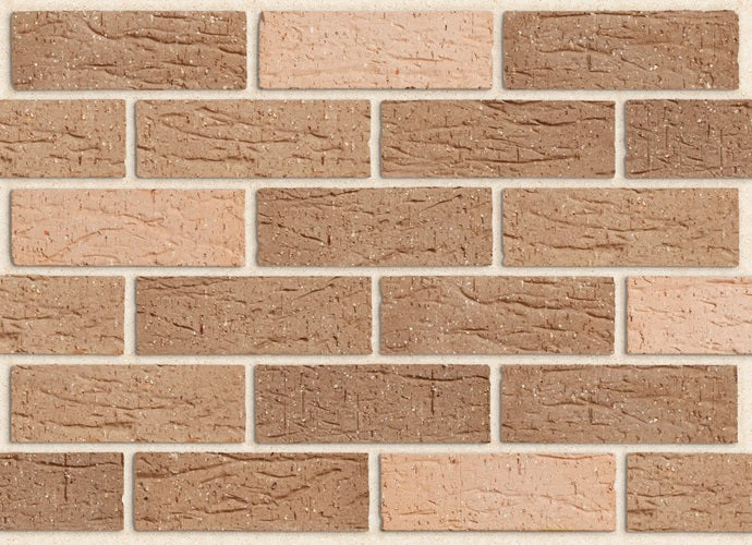 PGH Bricks Summervilla - BUNGALOW BLEND - per pallet of 336