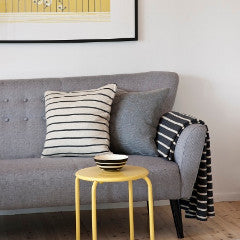 stripe cushions and throws timeless home decor grey and white