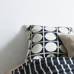 cushions and throw blankets scandinavian designed