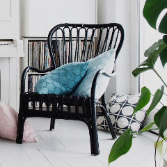 cushions and throw blankets from norway scandinavian home decor