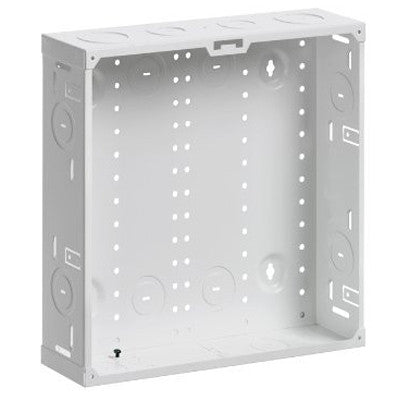 14 Inch Smc Series Structured Media Enclosure Only White