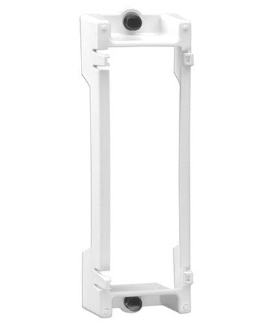 Single Expansion Board Mounting Bracket for Use with Structured Media Centers, White, 47612-SBK - Leviton