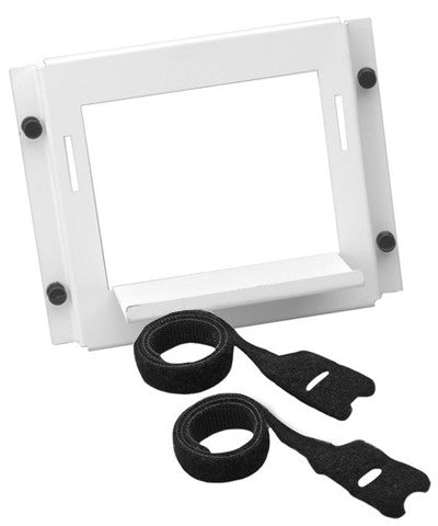 Universal Shelf Bracket used with Structured Media Center, White, 47612-UBK - Leviton