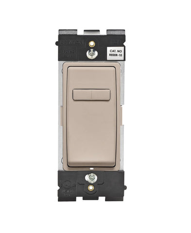 Renu Coordinating Dimmer Remote RE00R, for 3-Way or Multi-Location Control, for use with REI06 - Leviton - 2