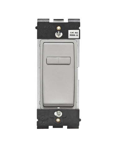 Renu Coordinating Dimmer Remote RE00R, for 3-Way or Multi-Location Control, for use with REI06 - Leviton - 11