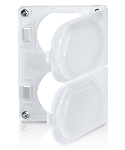 Replacement Duplex Outlet Covers for Leviton Medical Grade Power Strips, 5300M-CVR - Leviton