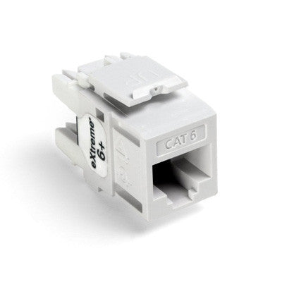 eXtreme 6+ QuickPort Connector, CAT 6, 61110-R
