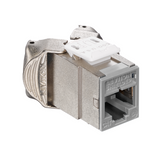 Atlas-X1 Cat 6A Shielded QuickPort Jack, Component-Rated, 6ASJK