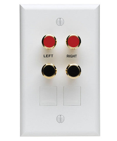 1-Gang Multiform Wallplate, White, AEMRK - Leviton