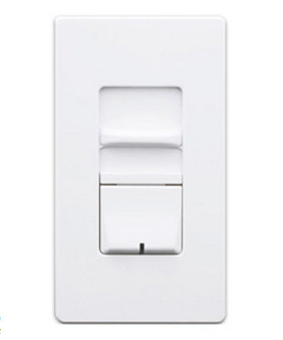 Renoir II Incandescent and Magnetic Low-Voltage Dimmer, White, AWSMT-IBW