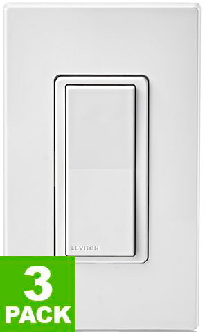Decora Smart Wi-Fi Switch (2nd Gen), D215S-2RW, Multi-Pack