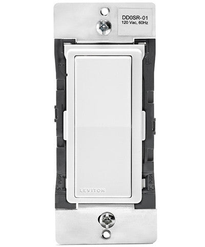 Decora Digital/Decora Smart Coordinating Switch Remote, 120VAC, DD0SR-1Z