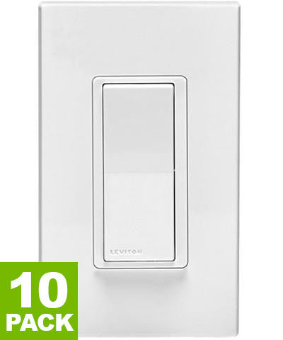 Decora Smart Switch with Z-Wave Plus Technology, DZ15S-1BZ - 10-Pack