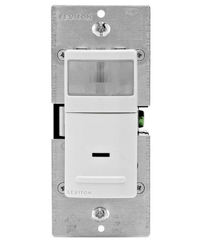 Manual ON Occupancy Sensor Remote, IPV0R (for use with IPS15 or IPV15 sensor- sold separately) - Leviton