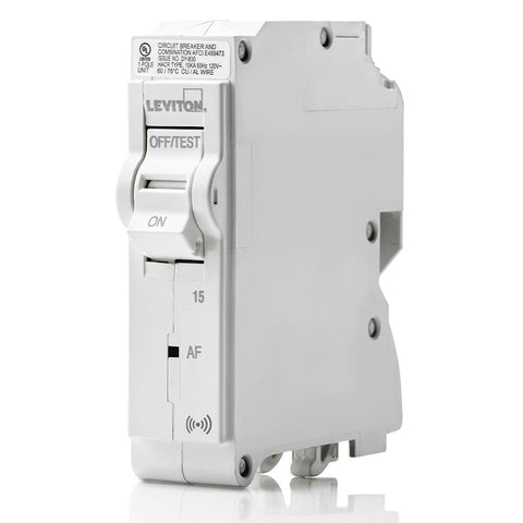 15A Smart AFCI Branch Circuit Breaker, LB115-AS