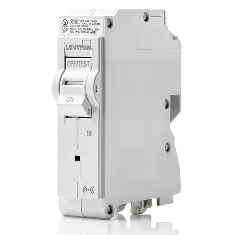 15A Smart Standard Branch Circuit Breaker, LB115-S