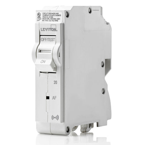 20A Smart AFCI Branch Circuit Breaker, LB120-AS