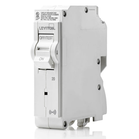20A Smart Standard Branch Circuit Breaker, LB120-S