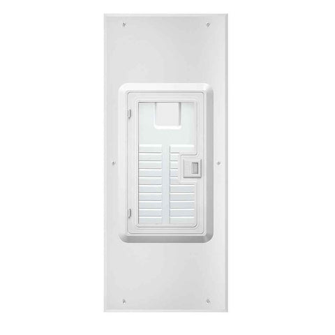 20-Space Indoor Load Center Cover and Door with Observation Window, NEMA 1, Flush/Surface Mount, LDC20-W