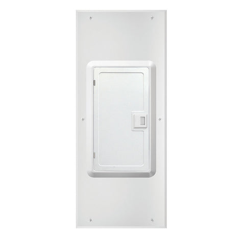 20-Space Indoor Load Center Cover and Door, NEMA 1, Flush/Surface Mount, LDC20