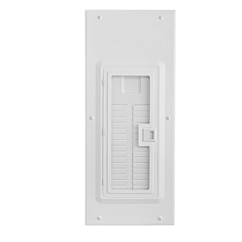 Indoor Load Center Cover and Door with Window NEMA 1, 30 spaces with mounting hardware, LDC30-W