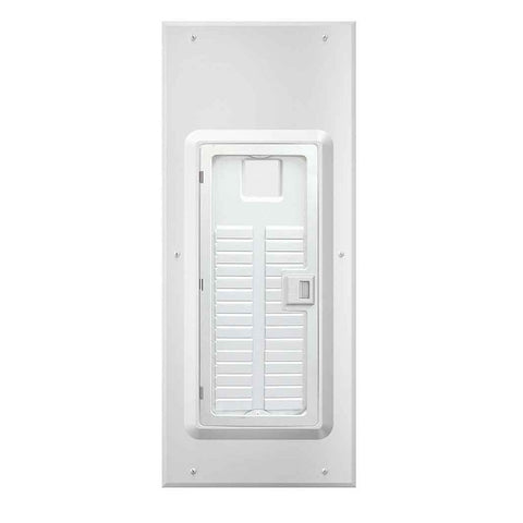 30-Space Indoor Load Center Cover and Door with Observation Window, NEMA 1, Flush/Surface Mount, LDC30-W